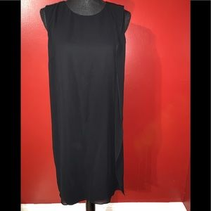 NWT! H&M Women's Black Shift Dress